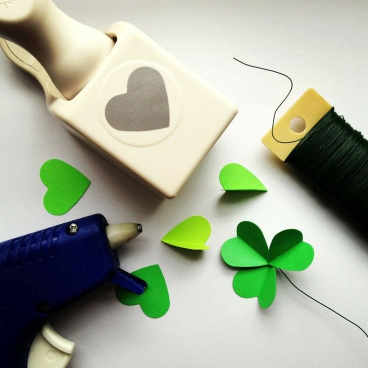 Lucky Clover Patch! #diy #stpatricksday
