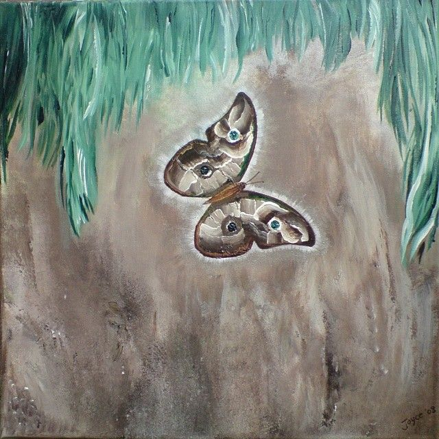 Every once in a while I get creative. This painting I made in 2008 and is hanging in the hallway now. I named it CHOICES. #art #painting #butterfly #personaldevelopment #development #growth #soul #transformation #intuition #creativity
