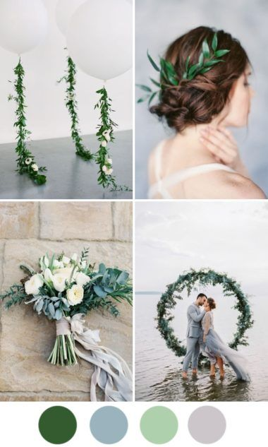 greenery-wedding-palette-pantone-2017