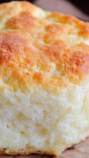 Baking Powder Biscuits ~ They are so light and tender and flaky and amazing... Seriously, delicious.