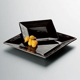 Black Square China - 10  Plate $0.80 7.5  Plate $0.80 & 29 best Dinnerware images on Pinterest | Dinner ware Cutlery and ...