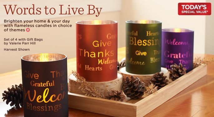 Today S Special Value R Candles Flameless Candles