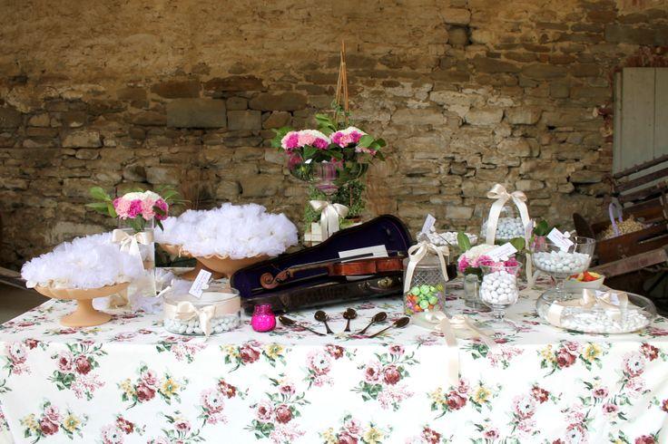 Confettata con violino