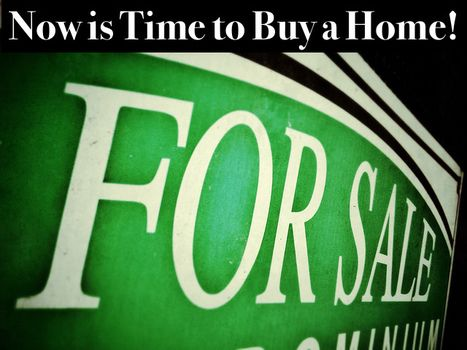 Majority Of Americans Say It's Time To Buy a #Home!!