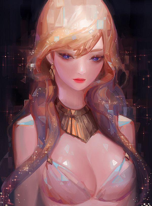 Night, Chocofing R on ArtStation at https://www.artstation.com/artwork/d994A
