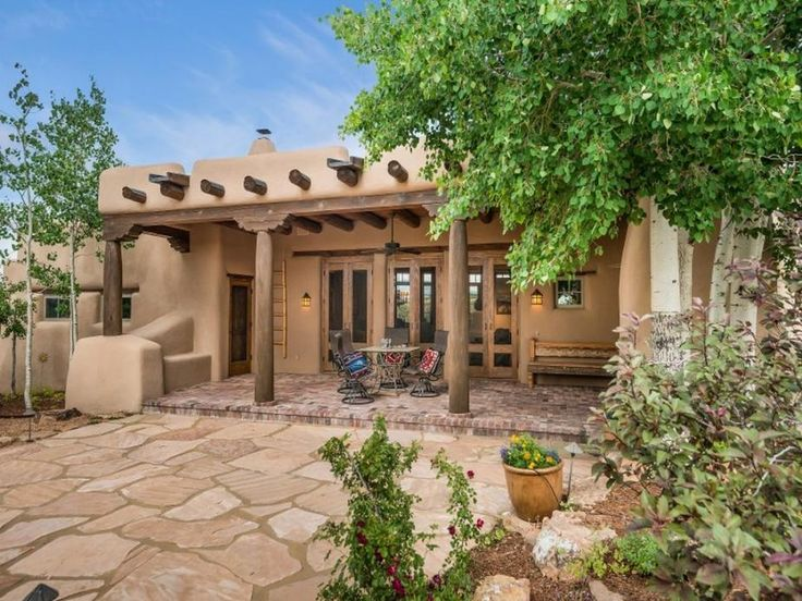 145 Best Images About Pueblo Style Homes On Pinterest