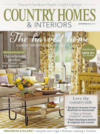 Country Homes And Interiors best 25+ country home magazine ideas on pinterest | cottage rental