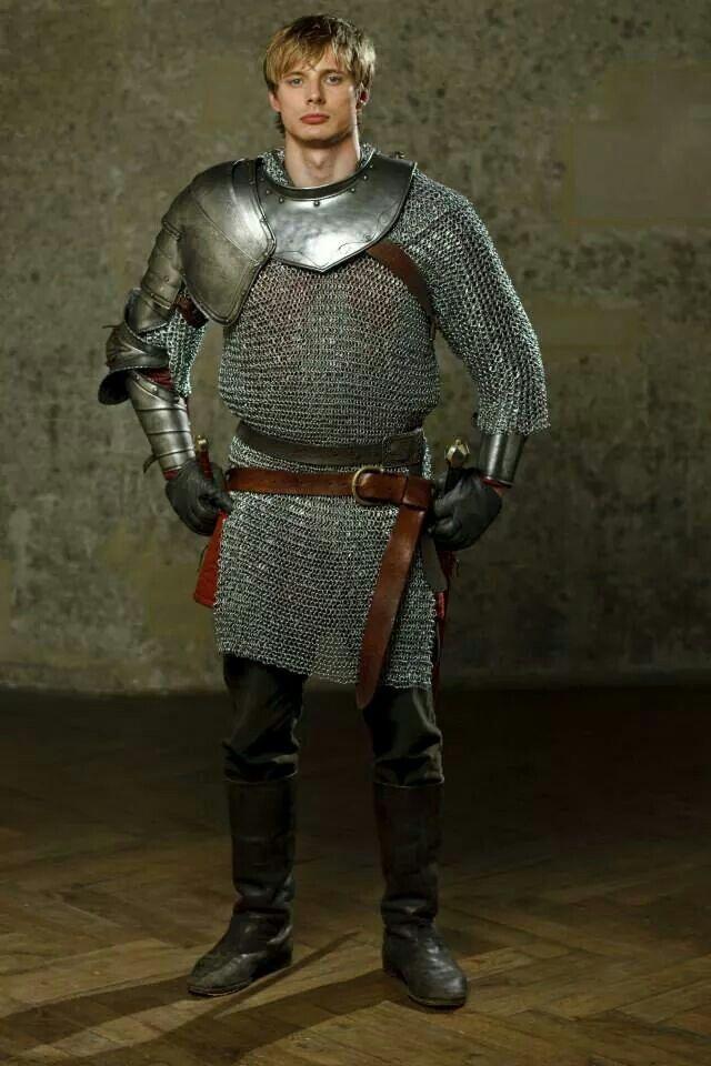 King Arthur!