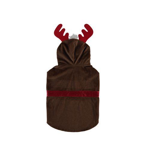 Christmas Pet Reindeer Costume - Medium to Large