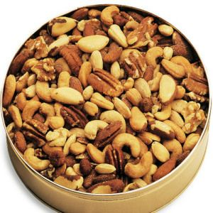 Yummy, healthy, pretty, nuts are great food & make nice gifts! #eatdrinknourish #bellaatto #ad