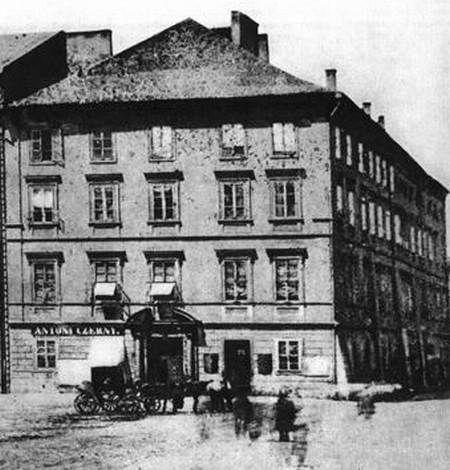 - Kamienice krakowskie - Rynek Główny 35 Pałac Pod Krzysztofory