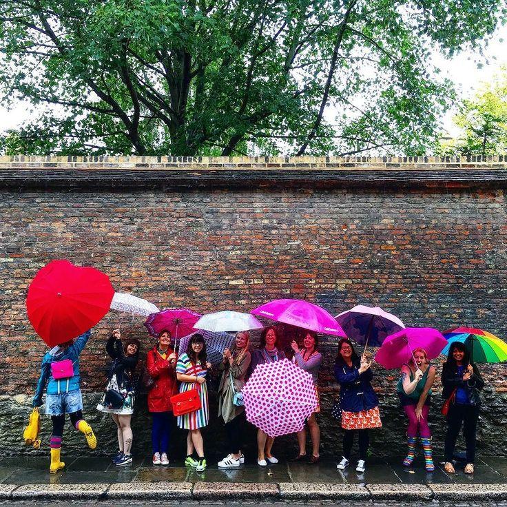 #cambridgephotowalk #cambridge #bicycles #photooftheday #instalove #instadaily #raining #fun #cambridgesatchel #satchel #colourful #abmlifeiscolorful #livecolorfully #bloggers #makers #creative #photowalk #britishweather #weather #photographyeveryday #cscspotted #cambridgecreativesphotowalk