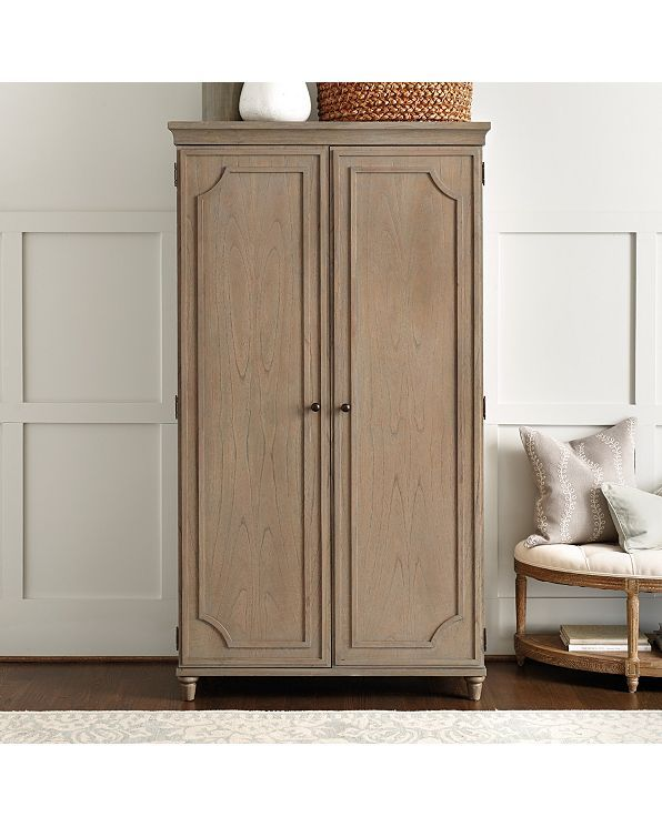 Isabella Armoire We Mixed The Finishes Of The Case Pieces Including This  Armoire In A