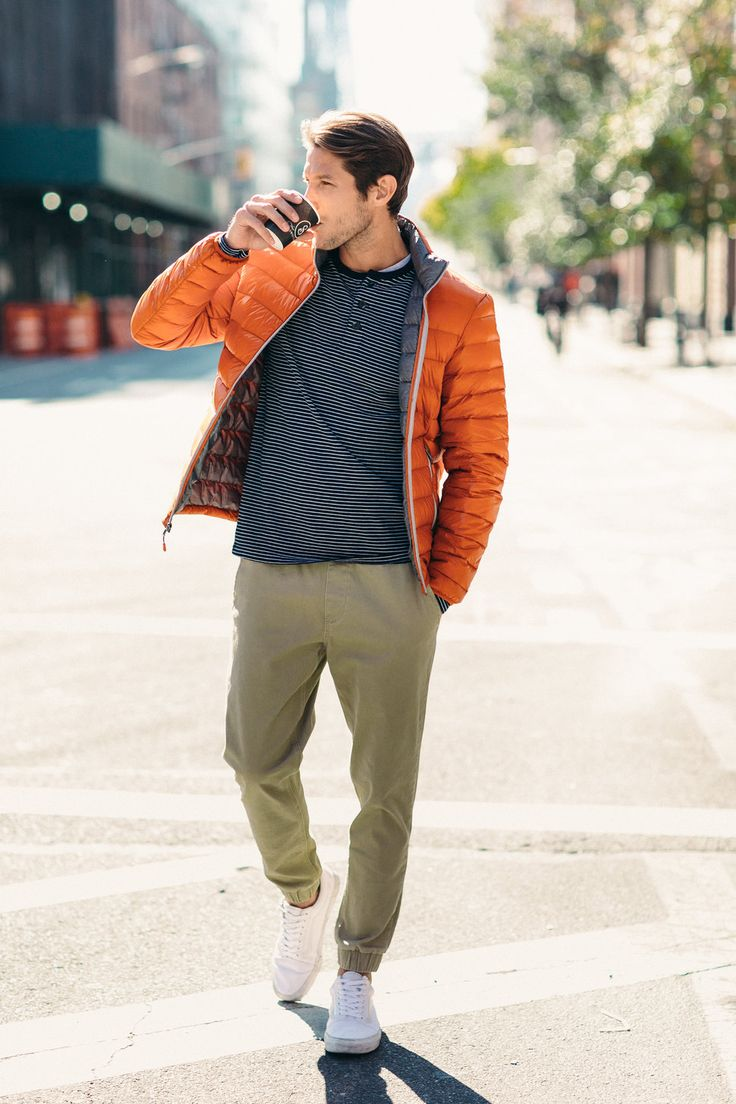 A Guide To Layering Clothing With Style - How To Wear A Puffer Jacket - Puffer Jacket For Men - Puffer Jacket Style