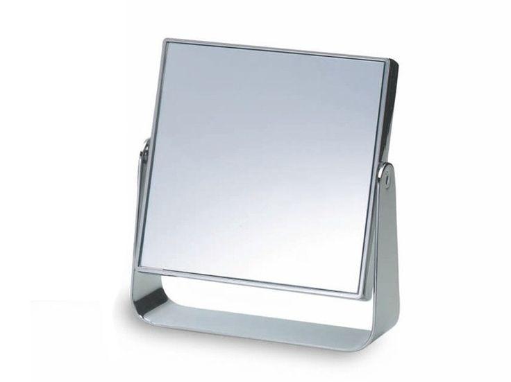 Miroir grossissant à poser carré SPT 55 - DECOR WALTHER