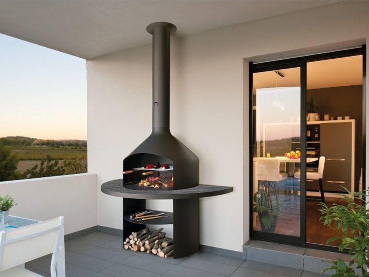 Barbecue a legna SMARTFOCUS - Focus