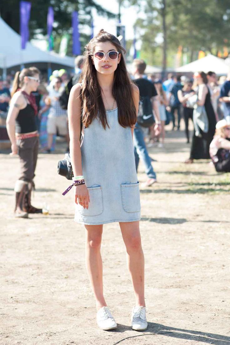 Name: Kira Thompson From: San Francisco What She's Wearing: Urban Outfitters dress and bra, H&M shoes