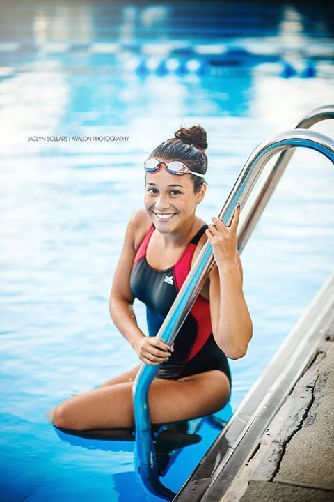... Swimming senior picture ideas for girls. swimming senior pictures                                                                                                                                                     More