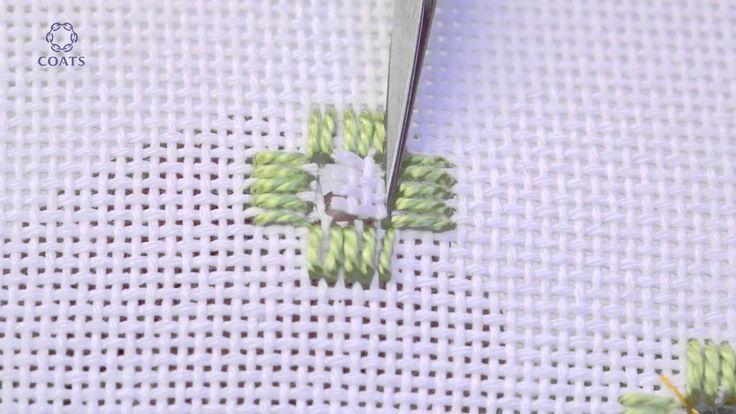 Embroidery - Satin stitch