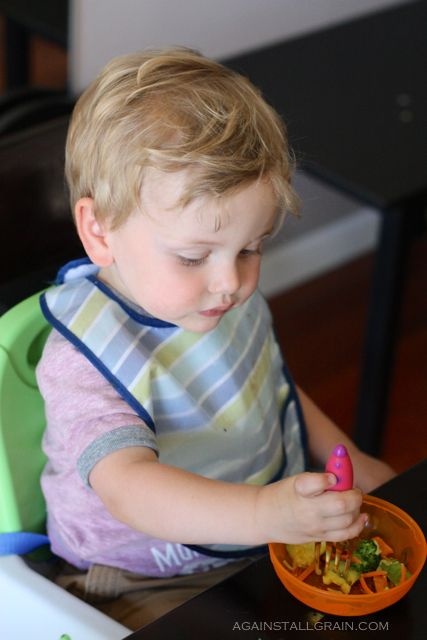 Toddler Approved Vegetables – Easy Vegetable Curry