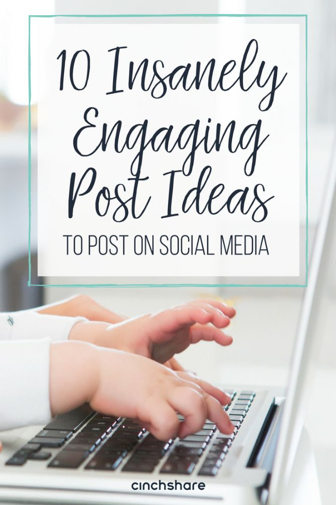 Are you wondering what you should be posting on social media to receive the best visibility and engagement for your business? Read our latest blog post where we share 10 types of posts that will supercharge your success! #socialmediatips #digitalmarketingsocialmedia
