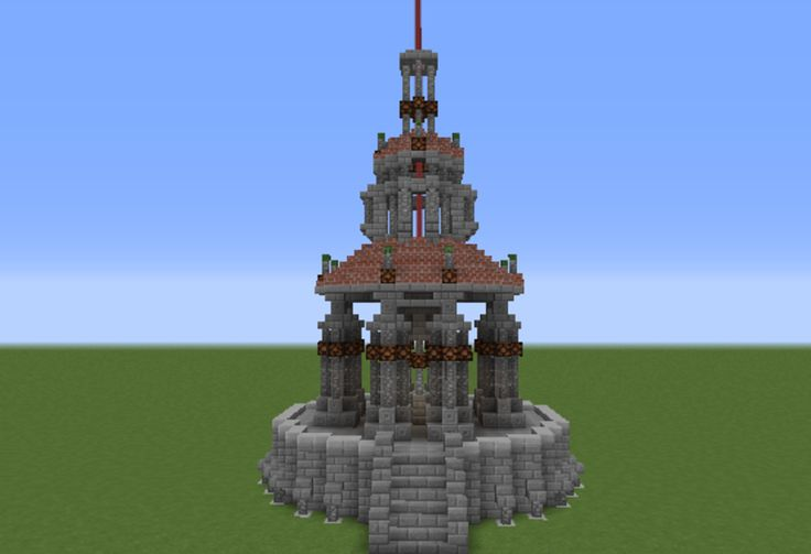 Medieval Beacon - GrabCraft - Your number one source for MineCraft ...