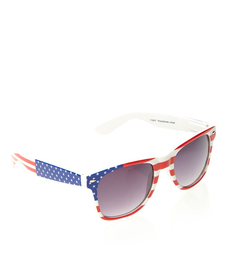 American Flag Sunglasses.....Perfect for 4th of July