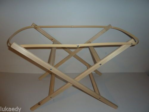 support de couffin universel en bois pied lit bebe couffin neuf ebay