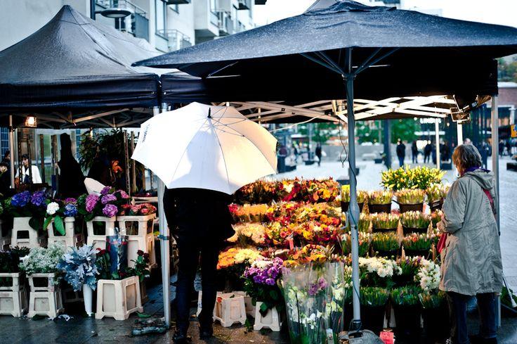 At the market by Thomas Granbacka