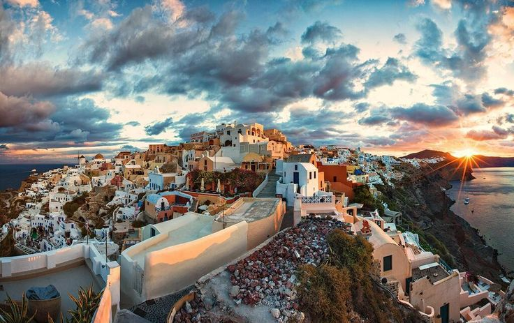 Santorini, Greece; I will see you one day!