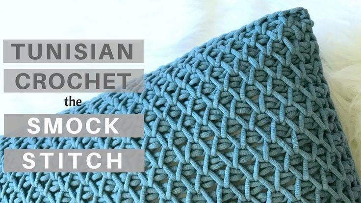 Tunisian Knit Stitch In The Round : 25+ basta Tunisisk virkning ideerna pa Pinterest Virkning, Virkningsmaskor ...