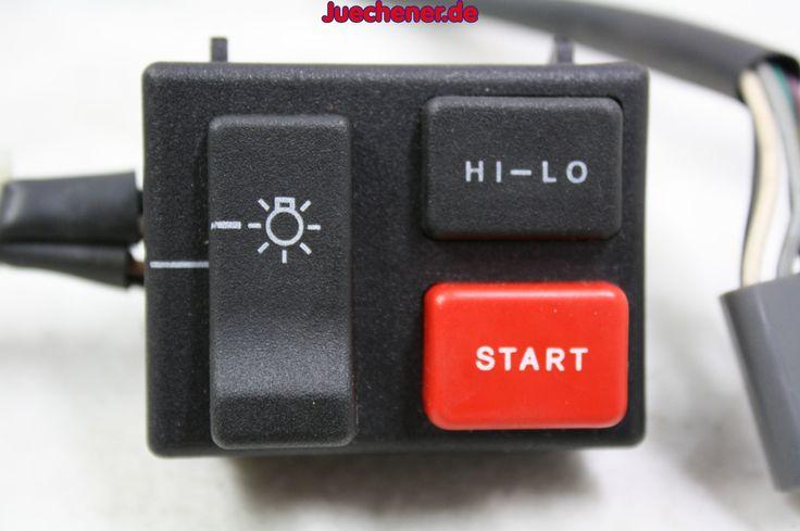Vespa PK 50 XL2 Lichtschalter Anlasser Knopf  #Anlasserschalter #Lichtschalter