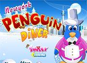 New York Penguin Diner | juegos de cocina - jugar online