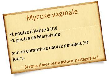 mycose vaginale huiles essentielles