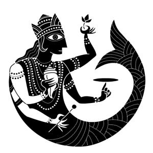 nina paley's dasavatara - matsya the fish