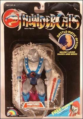 ThunderCats (1985) Panthro