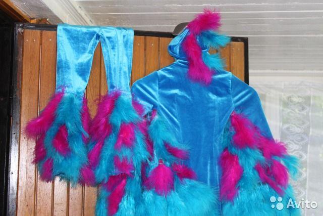 Продаю костюм попугая  на возраст  от 5 до 7 лет.
