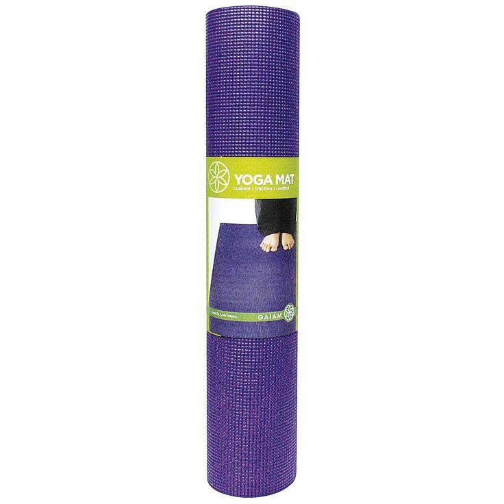 Gaiam Yoga Essential Mat