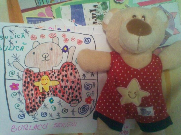 copy bear