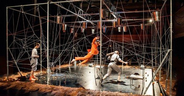 Tiger Tale by Barrowland Ballet