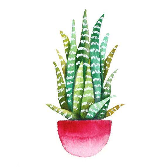 Il sagit dune impression Giclée dune aquarelle originale dun cactus/succulentes. Cest la façon plus bas-entretien à introduire une plante dans votre maison - pas besoin deau ! Cette estampes vient maintenant dans une option de base bleue ! Sil vous plaît sélectionnez si vous voulez une impression avec une base rose vif ou une base bleue. Les deux couleurs allure avec mes autres impressions de cactus. Cet imprimé sera soigneusement emballé dans un sac transparent darchivage violoncelle avec…