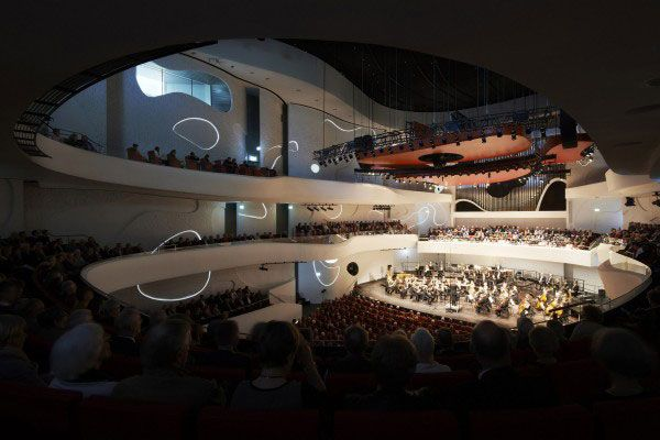 Denmark Music House: Coop Himmelb (l) au