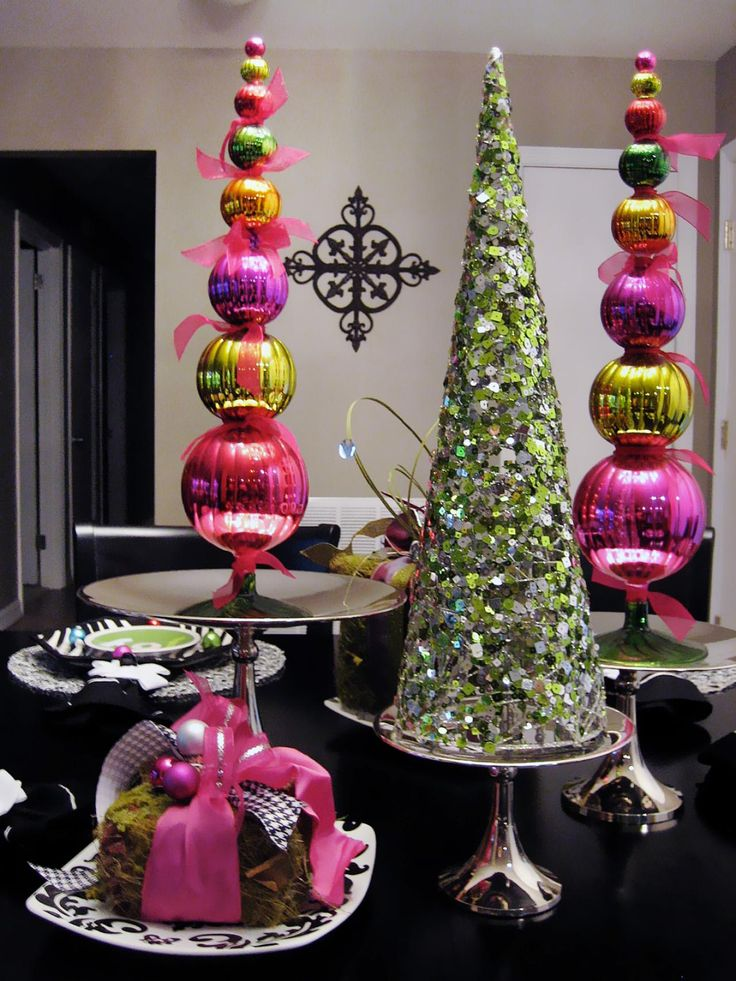 Elegant holiday decorating ideas centerpieces pictures