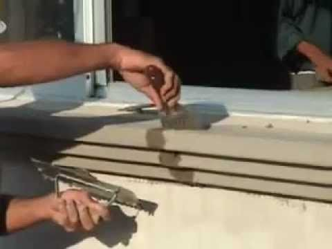 Saiba como instalar molduras de fachadas em eps ou isopor da Gart