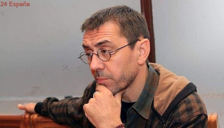 """El PP interroga a Monedero en el Senado sobre la """"conexión venezolana"""" de Podemos"""