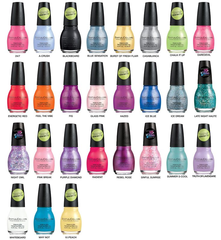 SinfulColors Back to School 2015 – A Class Act : Press Release @alpsnailart #sinfulcolors #backtoschool