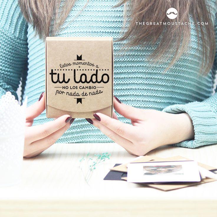 """ALBUM """"ESTOS MOMENTOS A TU LADO NO LOS CAMBIO POR NADA DE NADA"""" THEGREATMOUSTACHE.COM"""