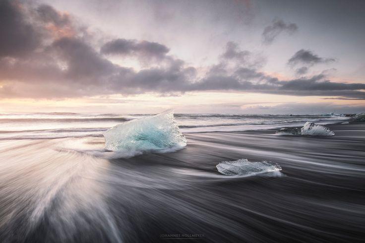 Diamond Beach by Johannes Nollmeyer on 500px