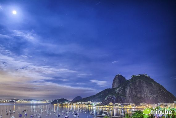 5) Rio de Janeiro, Brazil: From the world-famous Carnival to its iconic skyline, Rio de Janeiro is an experience for all five senses. The fact that its home to two of the most famous beaches on Earth doesn't hurt either! (Photo by Stocklapse)