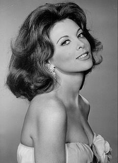 Tina Louise had starring roles in a number of Hollywood movies, include The Trap, The Hangman, Day of the Outlaw, and For Those Who Think Young. From 1964 to 1967, she starred as the movie star Ginger Grant in the CBS television situation comedy, Gilligan's Island. Louise later returned to film, appearing in The Wrecking Crew, The Happy Ending, and The Stepford Wives.